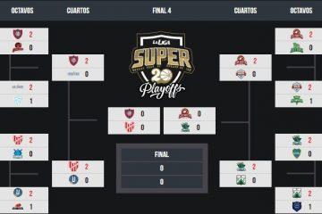 Los mejores en el Final Four del Super 20