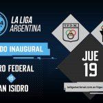 Comienza La Liga Argentina con 28 equipos