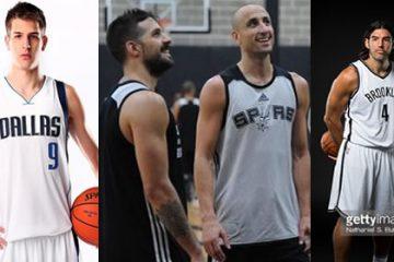 Generación NBA: con cuatro argentinos arranca la 16-17