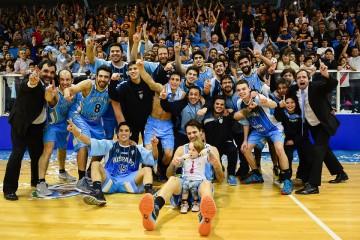 ¡Felicitaciones Hispano Campeón!