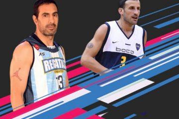 Nico, Paolo y Lucio, destacados en la Liga Nacional