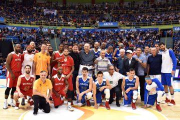 Los argentinos en el Juego de las Estrellas de Brasil