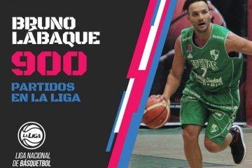 Bruno Lábaque, el más destacado en La Liga Data