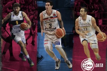 Vildoza, Quinteros y Amicucci, destacados en La Liga