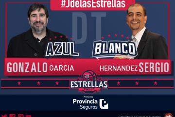 Hernández y García, técnicos de jerarquía para el Juego