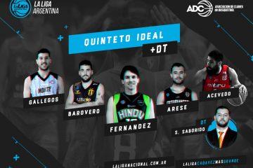 Los destacados de la Liga Argentina según la prensa
