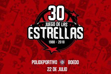 El Juego 30 será en San Lorenzo