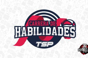 Los tríos de la Carrera de Habilidades TSP