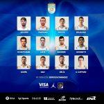 """Los doce de """"Oveja"""" para la última ventana FIBA"""