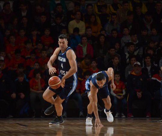 «Mi compromiso con el básquet llega hasta el Mundial»