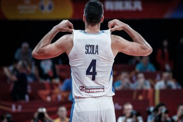 ¡Luis Scola Olimpia de Oro 2019!