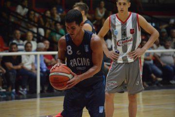 Conociendo más a Alejo Barrales, base de Racing de Chivilcoy