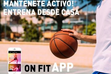 Convenio AdJ-On Fit para entrenamiento virtual