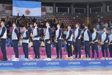 ¡Otra para la colección! Argentina ORO Panamericano