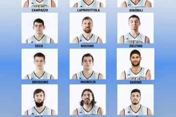 Argentina tiene los 12 para los Juegos Olímpicos