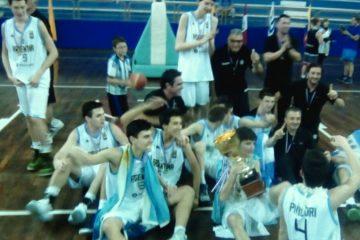 ¡Felicitaciones Argentina Campeón U15!