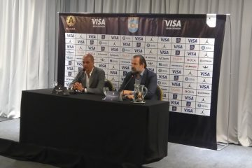 Hernández comenzó otra etapa en la Selección Argentina