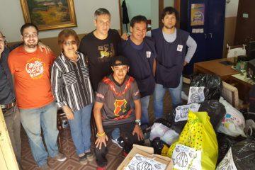Importante acción solidaria de San Martín de Corrientes