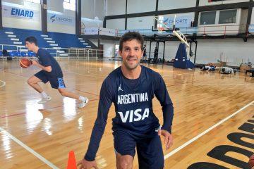 Empezaron los entrenamientos de Argentina