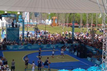 Las chicas dejaron todo y festejaron en el inicio de los Juegos de la Juventud