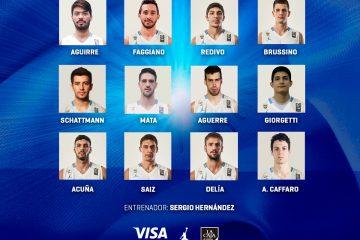 Los doce de «Oveja» para la última ventana FIBA